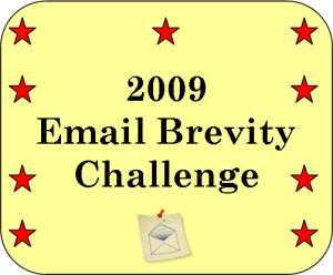 2009-email-brevity-challenge