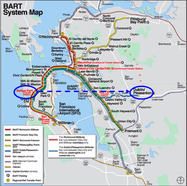 bart-map