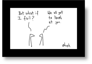 What If I Fail cartoon