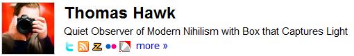 Fave 5 - Thomas Hawk